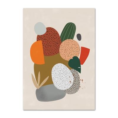Garden 일러스트 포스터 or 그림판넬