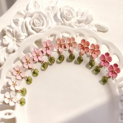 [우아한 공방] 벚꽃, 이토록 사랑스러운 봄날 이어링3