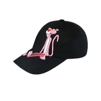 [SS19 Pink Panther] Sitdown Cap(Black)_(673228)