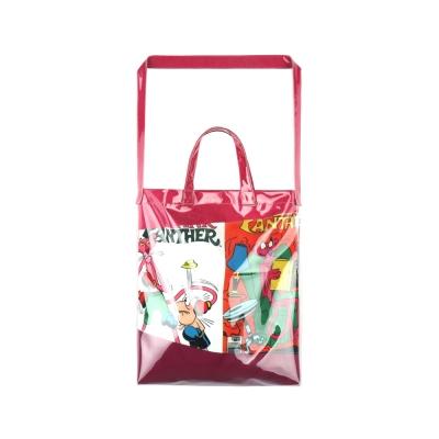 [예약][SS19 Pink Panther] Comics Cross Bag(Pink)_(673225)