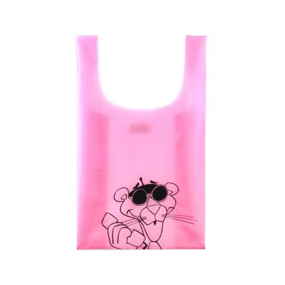 [SS19 Pink Panther] PP PVC Bag(Pink)_(673222)