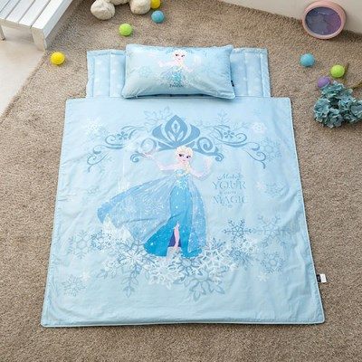 디즈니 겨울왕국 여름용 낮잠이불