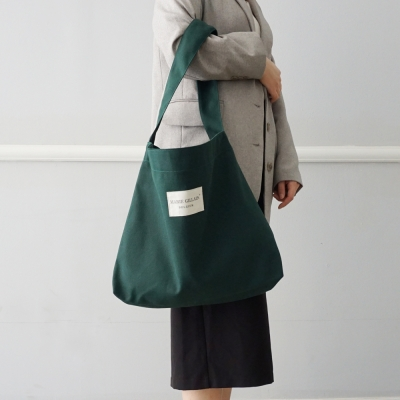 ZAVENTEM ECO BAG GREEN
