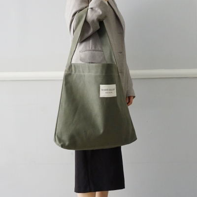 ZAVENTEM ECO BAG KHAKI