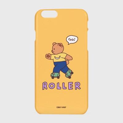 [하드/터프/슬라이드]Roller bear-mustard
