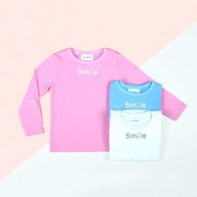 기본 라운드 넥 아동 티셔츠 IB1EL234U