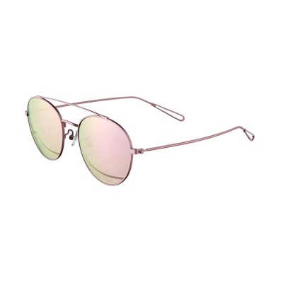 Minor Term Steel Pink / Pink Mirror Lens