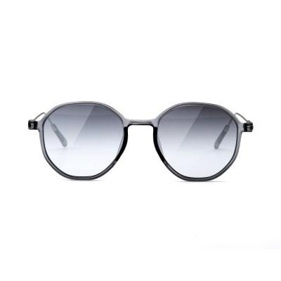 Chron Silver/ Silver Mirror Lens
