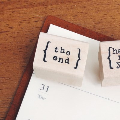 {the end}