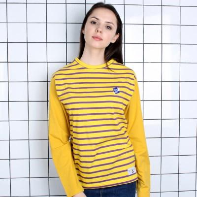 [TOi] TOKYO S/T 긴팔 티셔츠 옐로우