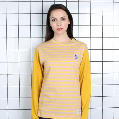[TOi] TOKYO S/T 긴팔 티셔츠 핑크