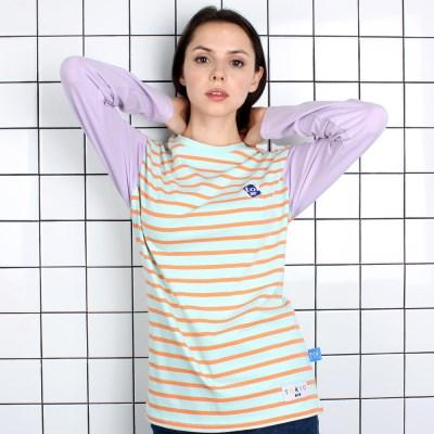 [TOi] TOKYO S/T 긴팔 티셔츠 블루