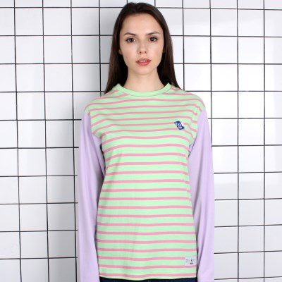 [TOi] TOKYO S/T 긴팔 티셔츠 그린