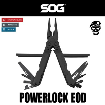 SOG 멀티툴 PowerLock EOD B61N CP 파워락