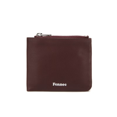 FENNEC SOFT FOLD WALLET - WINE