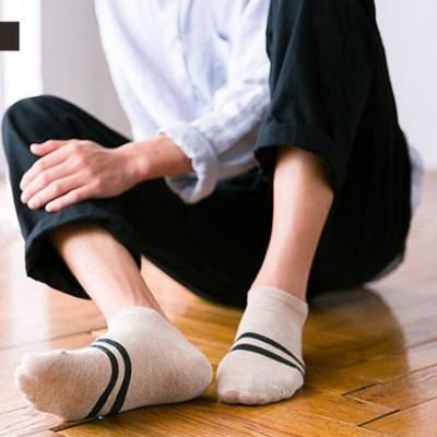 투스트 남성 발목양말 (5개세트)