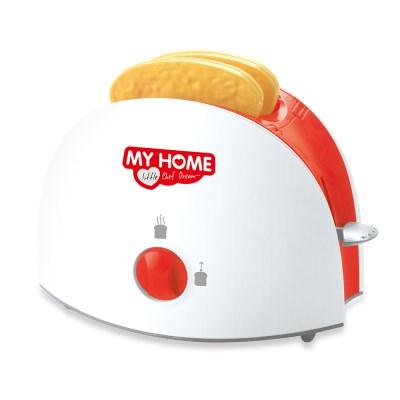 움직이는 미니가전 주방놀이 토스터기 소꿉놀이 장난감