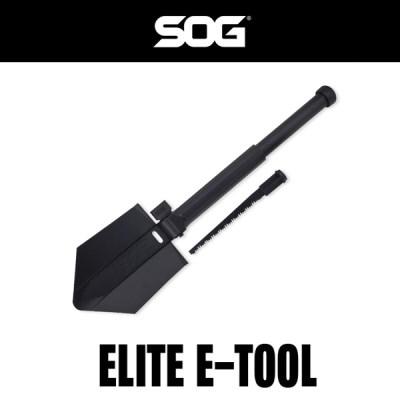 SOG 멀티툴 Elite E Tool F19 N 엘리트 툴 삽