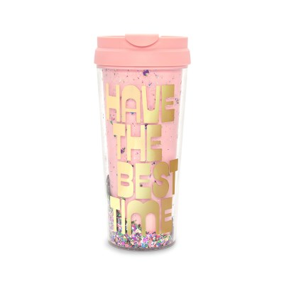 DELUXE HOT STUFF THERMAL MUG - BEST TIME (텀블러)