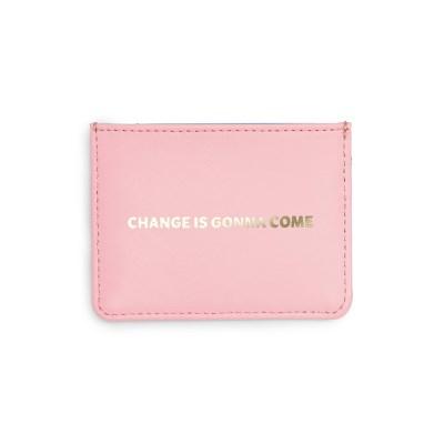 GET IT TOGETHER CARD CASE - CHANGE IS GONNA COME (명함/카드지갑)