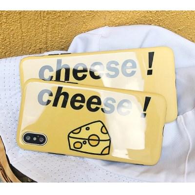아이폰7/8/8+/xs/xr/max 치즈 젤하드케이스_(1260412)