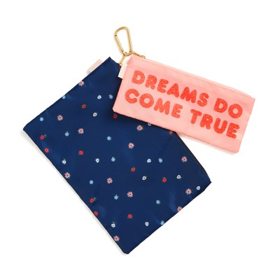 CARRYALL DUO - DREAMS DO COME TRUE,FIELD DAY (듀오파우치)