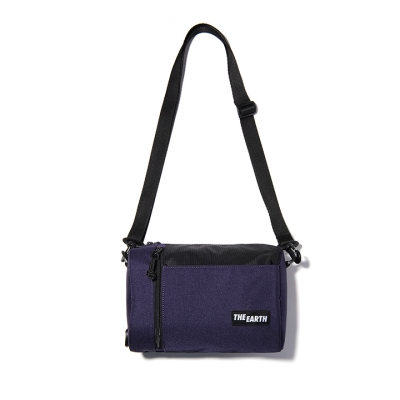 CORDURA 2WAY MINI CROSS BAG - PURPLE_(1172084)