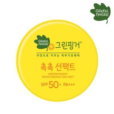 [그린핑거] 촉촉 선팩트 16g/SPF50+PA+++/유아선팩트_(701587414)