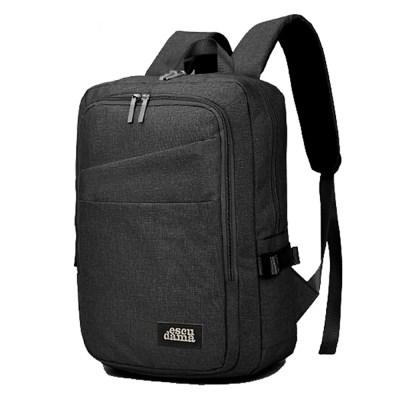 (에스쿠다마) 프라임 백팩 슬림 캐주얼 노트북 가방