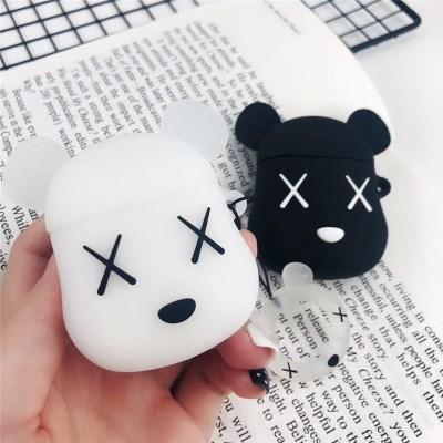 XX 베어 에어팟케이스 / 키링