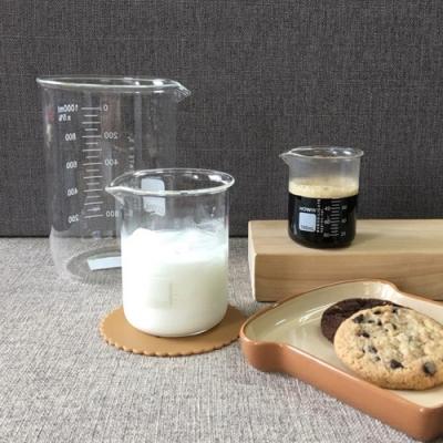 단단 투명 비커컵