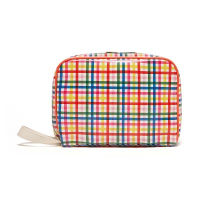 GETAWAY TOILETRIES BAG - BLOCK PARTY (여행파우치백)
