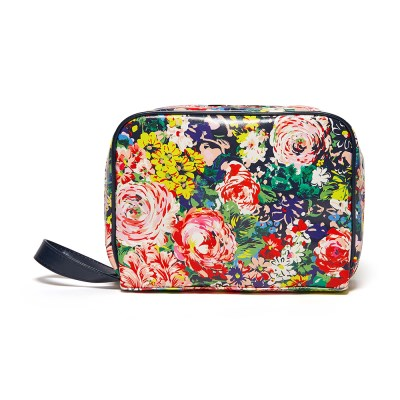 GETAWAY TOILETRIES BAG - FLOWER SHOP (여행파우치백)