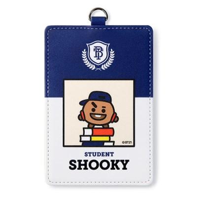 [BT21] 스쿨카드홀더 / 슈키(SHOOKY)_(815083)