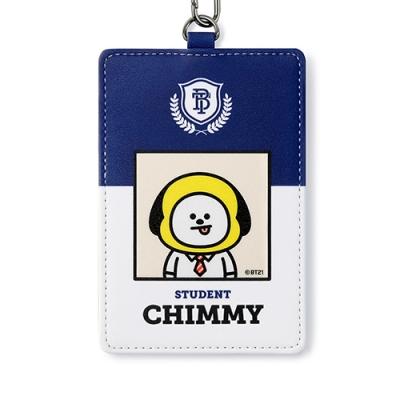 [BT21] 스쿨카드홀더 / 치미(CHIMMY)_(815087)