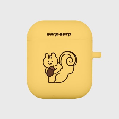 Squirrel-yellow(Air Pods)_(1119651)