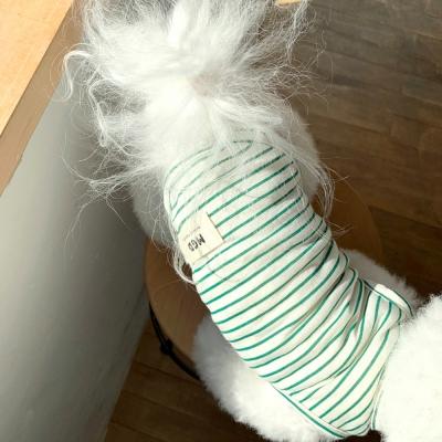 [T.모닝린넨민소매]Morning rinen sleeveless T_Green