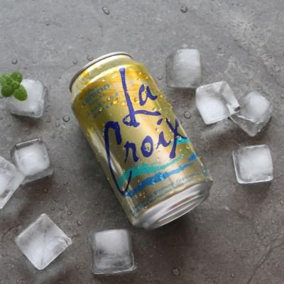 라크로이 레몬맛 탄산음료