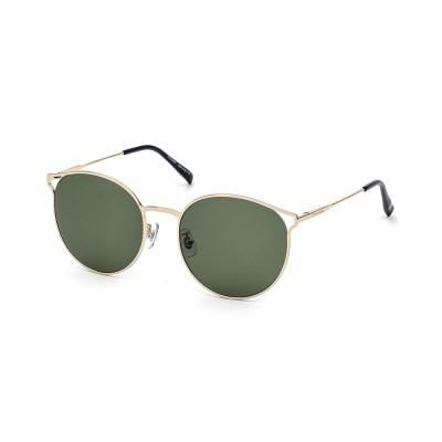 크로커다일 투브릿지 선글라스 CR7006_C3그린&골드