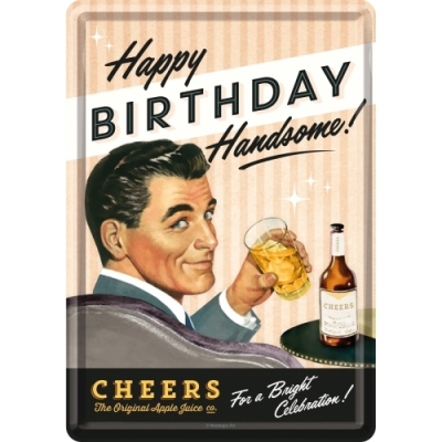 [10273] Happy Birthday Man