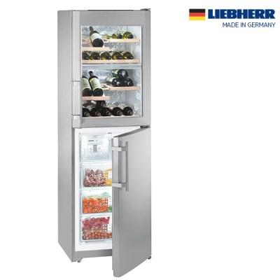 독일 리페르 플래그쉽 와인냉장고+냉동고 SWTNes3010
