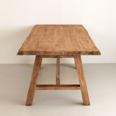 티크마스터 카라카쵸 우든 레그 테이블