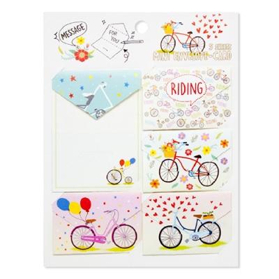 디원 자전거 미니미니카드 (JD06)