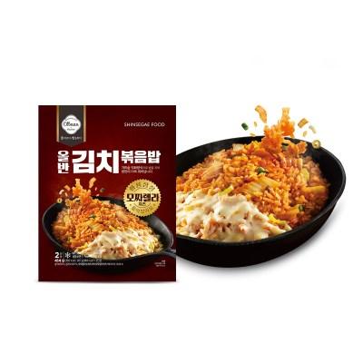 신세계푸드 올반 키친 김치 볶음밥 414g