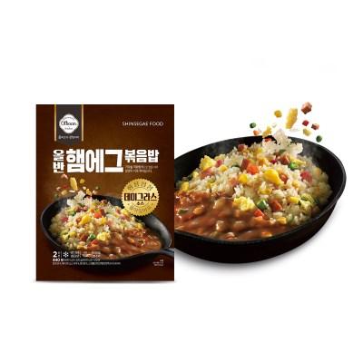 신세계푸드 올반 키친 햄에그 볶음밥 440g