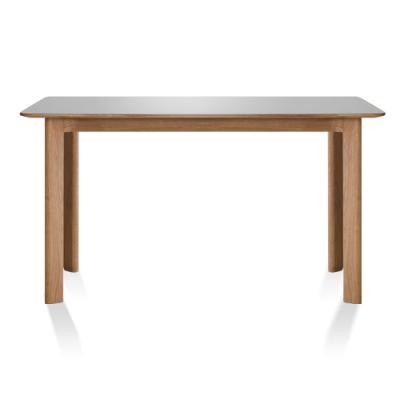 스킨 직선오크 테이블