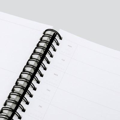 [Cheese Note] REFILL PAPER_위클리 내지