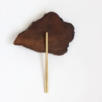 [에르드마] 디자이어 젓가락세트 골드매트