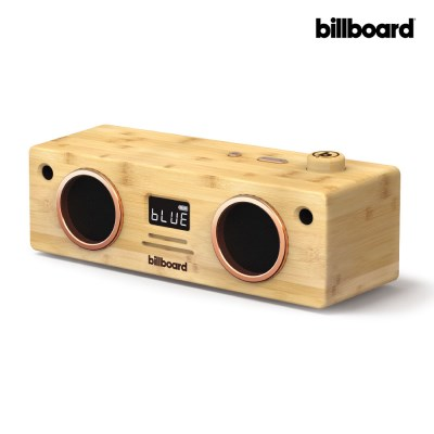 빌보드 블루투스 스피커  B320R-FM라디오