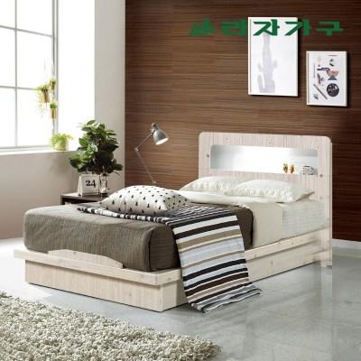 아티 통마루 LED조명 침대 슈퍼싱글SS_(1127352)